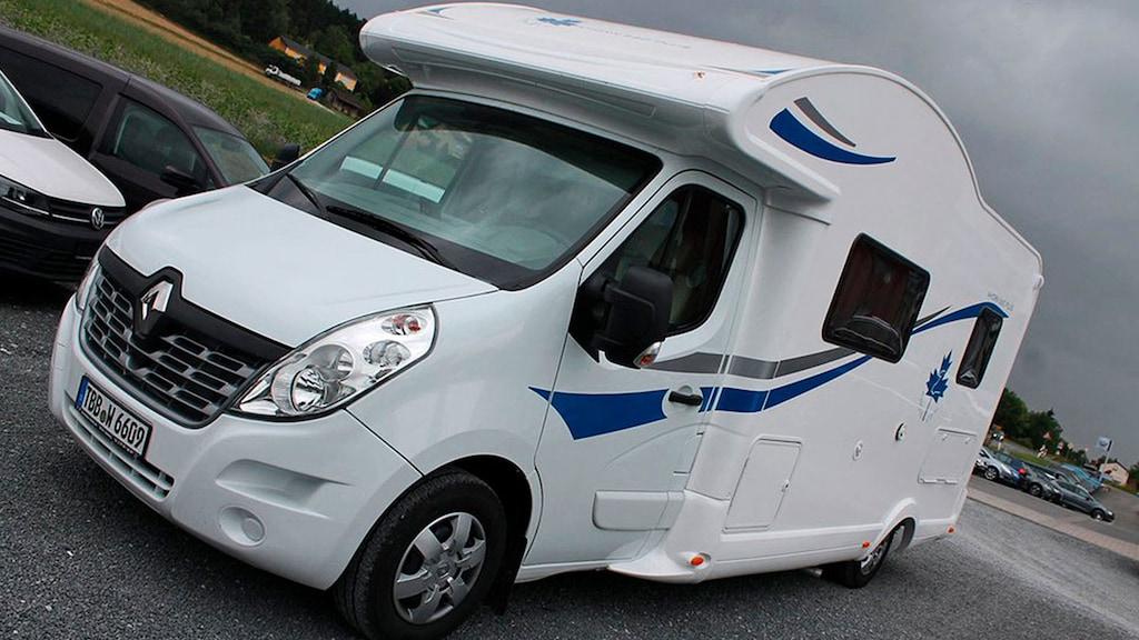 Teilintegrierter Renault-Camper unter 43.000 Euro