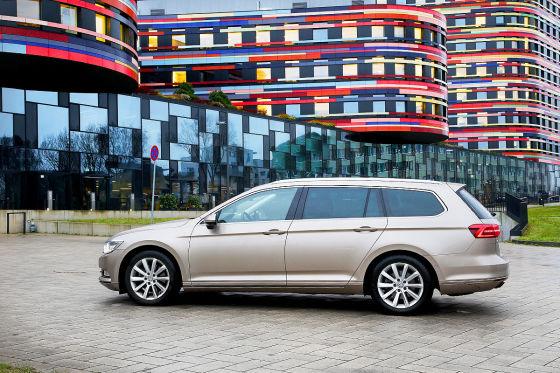 VW Passat Highline 2.0 TDI 4Motion: Gebrauchtwagen
