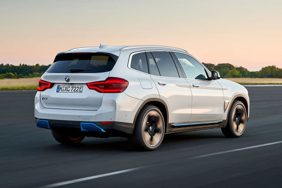 BMW baut ihr neues Elektro-SUV iX3 ausschließlich in China