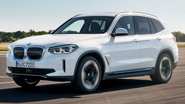 BMW ist wieder Elektro: Der iX3 soll EQC, E-Tron und Tesla Konkurrenz machen