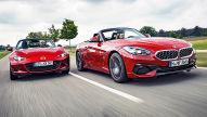 Mazda MX-5, BMW Z4: Test, Motor, Preis