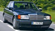 Mercedes 190 CDI: Klassiker des Tages