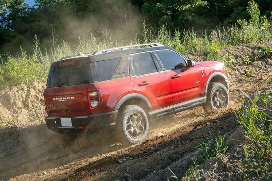 Ford bringt mit dem Bronco Sport eine Light-Version der Offroad-Legende