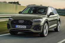 Ab Herbst 2020 kommt der neue Audi Q5 zu den Händlern