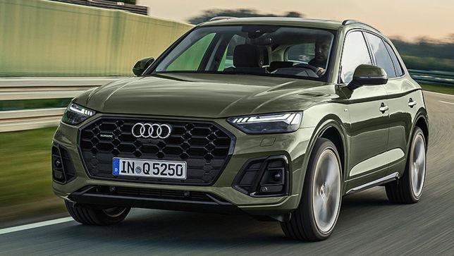 Im Herbst 2020 kommt der neue Audi Q5 zu den Händlern