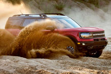 Ford bringt mit dem Bronco Sport eine Light-Version der Offroad-Legende