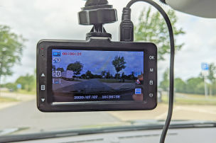 Billig-Dashcam f�r 32 Euro