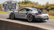 Porsche GT2 RS mit 3D-Druck-Kolben
