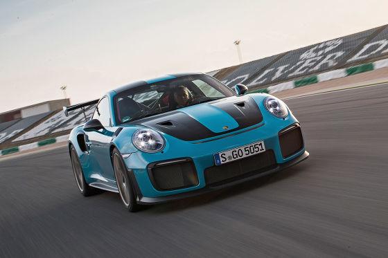 Porsche testet GT2 RS Kolben aus dem Drucker: 730 PS für den Top-Elfer