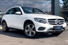 Gut ausgestatteter Mercedes GLC zum halben Neupreis!