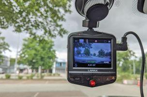 Dashcam mit Parkwächter-Funktion