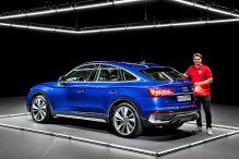 Audi Q5 Sportback (2020): Preis, SUV-Coupé, Motoren
