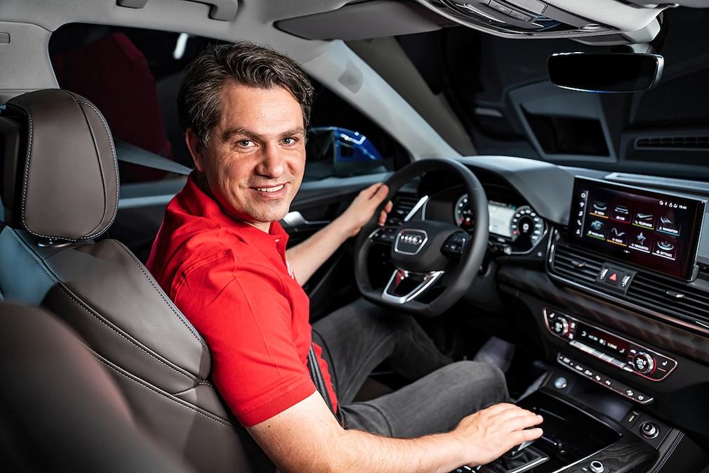 Audi Q5 Sportback  !! SPERRFRIST  26.September 2020 06:00 Uhr !!