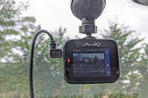 Kompakte Dashcam unter 50 Euro