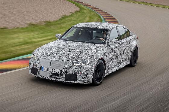 Toyota könnte dem Supra den Motor aus dem BMW M3 spendieren.