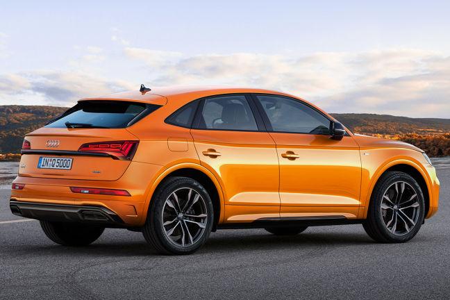 Audi Q5 Sportback (2020): Neuvorstellung - Skizze - Preis ...