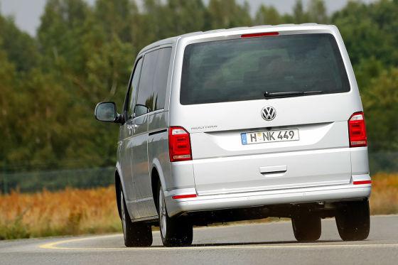 VW T6 California: Gebrauchtwagen, Camper