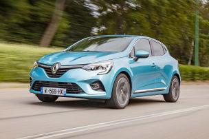 Renault Clio als Vollhybrid im Test