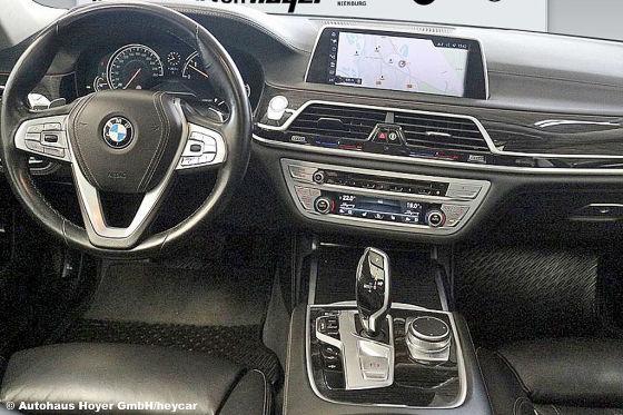 BMW 740d xDrive mit über 70.000 Euro Wertverlust zu verkaufen