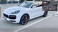Porsche Cayenne Turbo: HGP