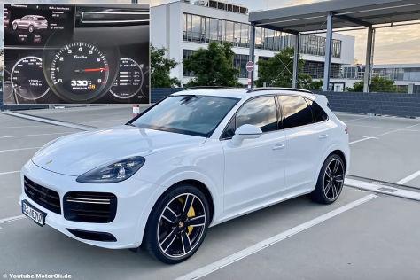 Porsche Cayenne Turbo: Tuning, HGP, SUV, Topspeed