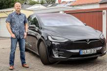 Tesla Model X: Ein Besitzer hat nichts als Ärger (BILDplus)