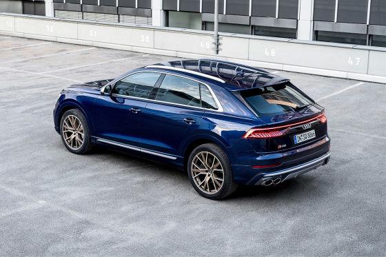 SQ8 mit V8-Benziner – Wird der RS Q8 jetzt überflüssig?