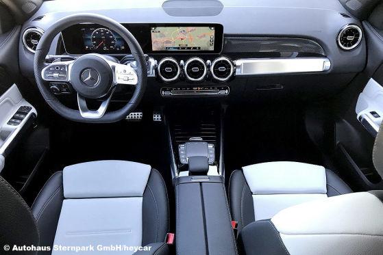 Über 7000 Euro bei einem nagelneuen Mercedes GLB 220 d sparen