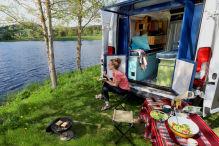 PlugVan Campingmodul: Vorstellung