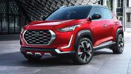 Nissan Magnite Concept (2021): Vorstellung