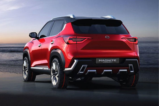 Vorhang auf für Nissans weltweit kleinstes SUV