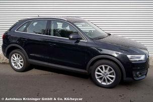 Audi Q3 mit Allrad unter 14.000 Euro!