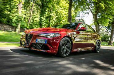 Alfa Romeo Quadrifoglio Combo