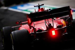 Ferrari musste Motor umbauen