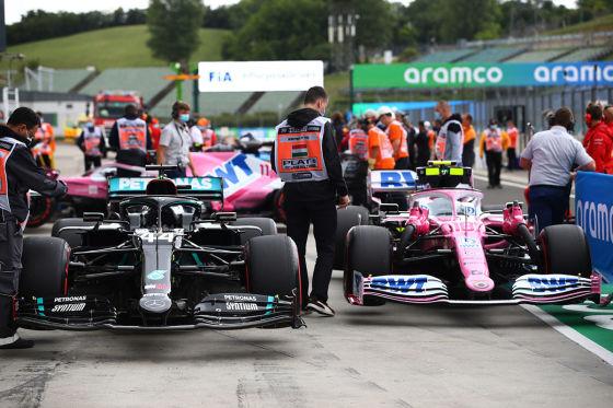 FIA erwartet weitere Proteste gegen Pink