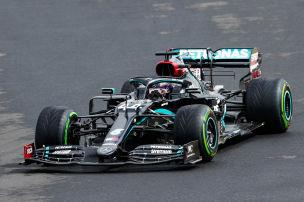 Hamilton egalisiert Schumi-Rekord