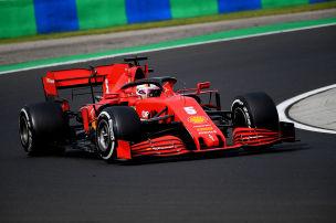 Vettel �berstimmt Reifen-Strategie