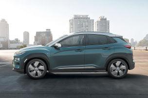 Hyundai Kona Elektro ab 119 Euro leasen