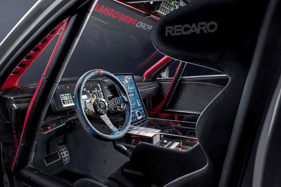 Ford zeigt 1419 PS starken Mustang Mach-E im Renntrimm
