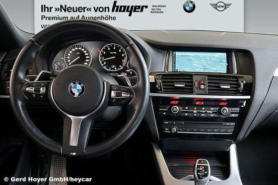 BMW X4 mit 360 PS: So günstig gibt es das SUV-Coupé gebraucht