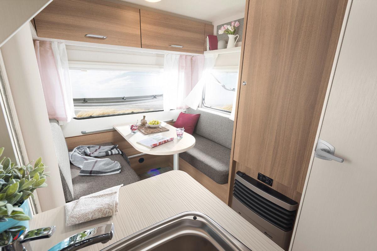 Drei Wohnwagen unter 12.000 Euro