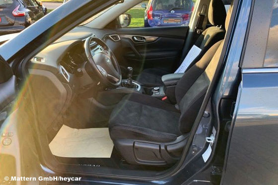Günstiges Nissan-SUV mit viel Platz und Komfort dank NASA-Sitzen