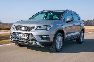 T�V: Top-Noten f�r Seat-SUV