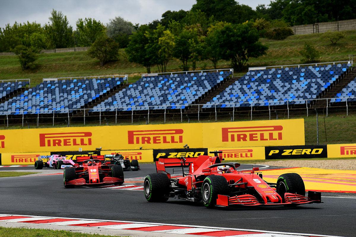 Formel 1: Ferraris Pannensaison 2020