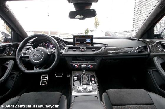 RS 6 von Audi exclusive mit über 70.000 Euro Wertverlust zu verkaufen