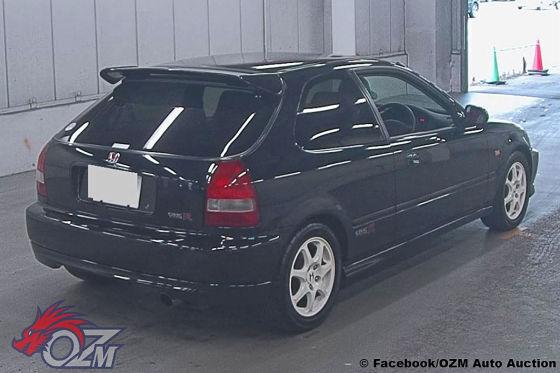 Dieser 20 Jahre alte Honda Civic kostete so viel wie ein BMW X5