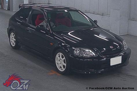 Honda Civic EK9 Type Rx (2000): Preis, gebraucht, PS