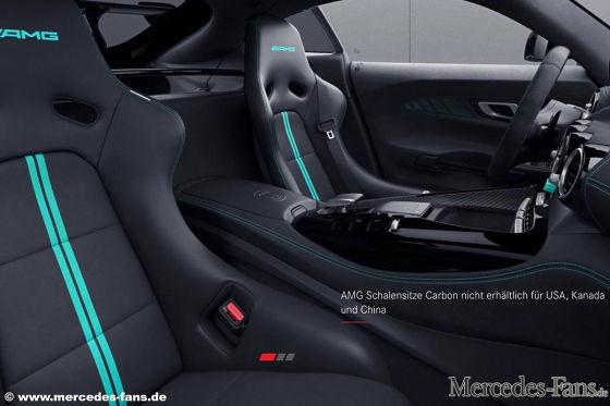 Dieses Sondermodell des AMG GT Black Series soll nur 50.000 Euro kosten