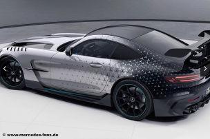 AMG GT Sondermodell für 50.000 Euro?