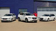 Volvo V60, V70, XC60: Gebrauchtwagen-Test